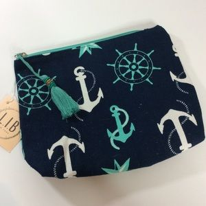 NWT Cosmetic bags